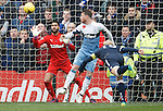 Andrew Davies scores for Ross County