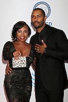 LOS ANGELES - FEB 5:  Naturi Naughton, Omari Hardwick at the 47TH NAACP Image Awards Arrivals at the Pasadena Civic Auditorium on February 5, 2016 in Pasadena, CA