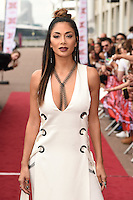 Nicole Scherzinger<br /> arrives for X Factor London Auditions at EXCEL, Docklands, London.<br /> <br /> <br /> ©Ash Knotek  D3134  19/06/2016
