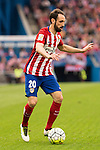 Atletico de Madrid's Juanfran during La Liga Match at Vicente Calderon Stadium in Madrid. May 14, 2016. (ALTERPHOTOS/BorjaB.Hojas)