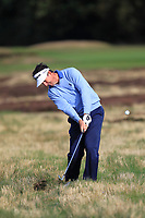 Gonzalo Fernandez-Castano (ESP) on the 2nd fairway during Round 3 of the Sky Sports British Masters at Walton Heath Golf Club in Tadworth, Surrey, England on Saturday 13th Oct 2018.<br /> Picture:  Thos Caffrey | Golffile