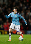 Phil Foden of Manchester City during the Carabao Cup match at Old Trafford, Manchester. Picture date: 7th January 2020. Picture credit should read: Darren Staples/Sportimage