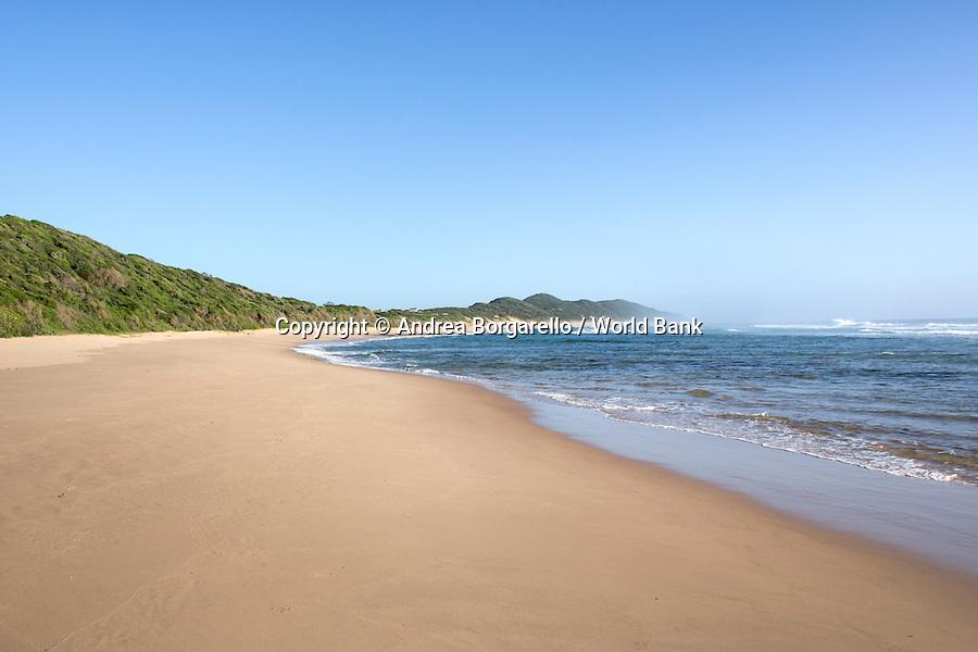 Marine Reserve of Ponta do Ouro.<br /> Maputo province, Mozambique.