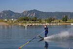 Young woman slalom waterskiing, Boulder, Colorado, John offers private photo tours of Boulder, Denver and Rocky Mountain National Park. .  John leads private photo tours in Boulder and throughout Colorado. Year-round. .  John offers private photo tours in Denver, Boulder and throughout Colorado. Year-round.