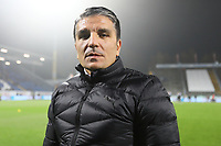 Trainer Kenan Kocak (SV Sandhausen) - 17.11.2017: SV Darmstadt 98 vs. SV Sandhausen, Stadion am Boellenfalltor, 2. Bundesliga