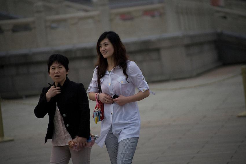 Tiananmen, vingt après .Soir de Mai 2009.