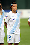 20 October 2014: Marilyn Rivera (GUA). The Trinidad & Tobago Women's National Team played the Guatemala Women's National Team at RFK Memorial Stadium in Washington, DC in a 2014 CONCACAF Women's Championship Group A game, which serves as a qualifying tournament for the 2015 FIFA Women's World Cup in Canada. Trinidad and Tobago won the game 2-1 to secure advancement to the semifinals.