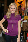 "Amanda Baker - AMC ""Babe Chandler"" attends the 22nd Annual Broadway Flea Market and Grand Auction to benefit Broadway Cares / Equity Fights Aids on Sunday 21, 2008 in Shubert Alley, New York City, NY. (Photo by Sue Coflin/Max Photos)"