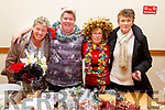 Geraldine Stack, Bernadette O'Sullivan, Anna O'Connell and Mary Stack,  attending the Abbeydorney Craft fare on Sunday.