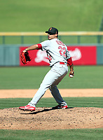 Arturo Reyes - Surprise Saguaros - 2017 Arizona Fall League (Bill Mitchell)