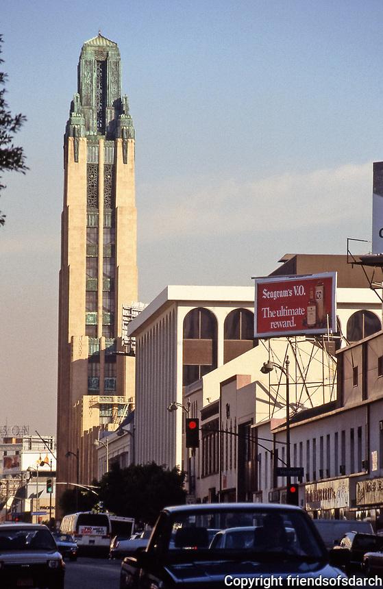 Bullock's Wilshire, Los Angeles.  John & Donald B. Parkinson: Feil & Paradice, 1928.