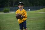 2019 Baseball Camp week2 Youngest Campers