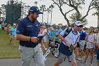 Shane Lowry (IRL) makes his way to 3 during round 3 of The Players Championship, TPC Sawgrass, at Ponte Vedra, Florida, USA. 5/12/2018.<br /> Picture: Golffile | Ken Murray<br /> <br /> <br /> All photo usage must carry mandatory copyright credit (&copy; Golffile | Ken Murray)