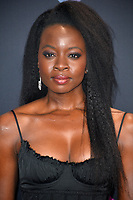 LOS ANGELES, CA. November 11, 2018: Danai Gurira at the E! People's Choice Awards 2018 at Barker Hangar, Santa Monica Airport.<br /> Picture: Paul Smith/Featureflash