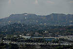 LOS ANGELES, CA - NOVEMBER 1: General view of Dodger Stadium before the start of Game 7 of the 2017 World Series between the Houston Astros and the Los Angeles Dodger in Los Angeles, California on November 1, 2017. (Photo by Donald Miralle)