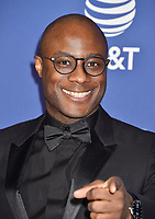 PALM SPRINGS, CA - JANUARY 03: Barry Jenkins attends the 30th Annual Palm Springs International Film Festival Film Awards Gala at Palm Springs Convention Center on January 3, 2019 in Palm Springs, California.<br /> CAP/ROT/TM<br /> &copy;TM/ROT/Capital Pictures