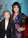 Jo Sullivan Loesser & Michele Lee.attending the Opening Night Performance After Party for  'How To Succeed In Business...' in New York City.