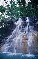 Somerset Falls, Port Antonio, Jamaica, Caribbean