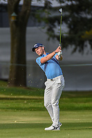 Danny Willett (GBR) hits his approach shot on 6 during round 2 of the World Golf Championships, Mexico, Club De Golf Chapultepec, Mexico City, Mexico. 2/22/2019.<br /> Picture: Golffile | Ken Murray<br /> <br /> <br /> All photo usage must carry mandatory copyright credit (© Golffile | Ken Murray)