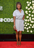 Aisha Tyler at CBS TV's Summer Soiree at CBS TV Studios, Studio City, CA, USA 01 Aug. 2017<br /> Picture: Paul Smith/Featureflash/SilverHub 0208 004 5359 sales@silverhubmedia.com