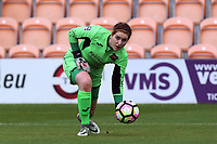 Danielle Gibbons of Sheffield FC Ladies during London Bees vs Sheffield FC Ladies, FA Women's Super League FA WSL2 Football at the Hive Stadium on 12th May 2018