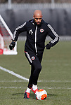 David McGoldrick of Sheffield Utd during a training session at the Steelphalt Academy, Sheffield. Picture date: 5th March 2020. Picture credit should read: Simon Bellis/Sportimage