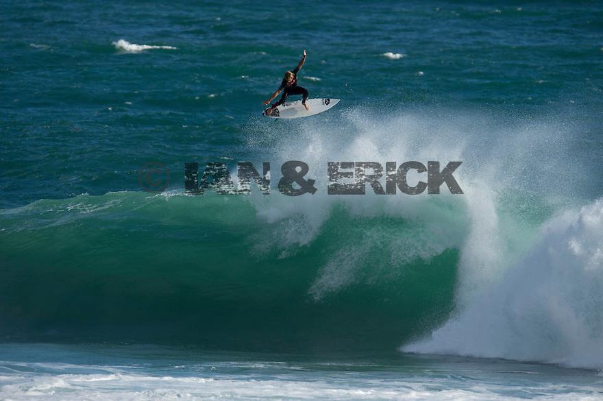 Josh Kerr at Gas Bay near Margaret River in Western Australia.