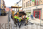 Ashe St Road works