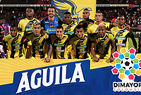 CÚCUTA-COLOMBIA, 05-10-2019: Jugadores de Alianza Petrolera, posan para una foto antes de partido entre Cúcuta Deportivo y Alianza Petrolera, de la fecha 15 por la Liga Águila II 2019, jugado en el estadio General Santander de la ciudad de Cúcuta. / Players of Alianza Petrolera pose for a photo prior a match between Cucuta Deportivo and Alianza Petrolera, of the 15th date for the Aguila Leguaje II 2019 at the General Santander Stadium in Cucuta city Photo: VizzorImage / Manuel Hernández / Cont.