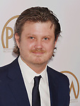 HOLLYWOOD, CA - JANUARY 28: Showrunner-executive producer-creator Beau Willimon arrives at the 28th Annual Producers Guild Awards at The Beverly Hilton Hotel on January 28, 2017 in Beverly Hills, California.
