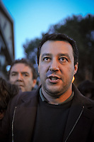 Matteo Salvini - Lega Nord - Foto Adamo Di Loreto/buenaVista*photo