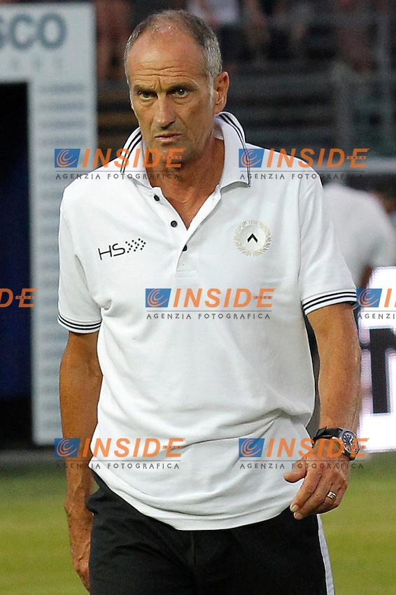 Francesco Guidolin Udinese,<br /> Bergamo 27/7/2013 <br /> Football Calcio 2013/2014 Serie A <br /> Atalanta Vs Udinese <br /> Trofeo Bortolotti  <br /> Foto Marco Bertorello Insidefoto