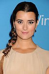 WEST HOLLYWOOD, CA - SEPTEMBER 18: Cote de Pablo arrives at the CBS 2012 fall premiere party at Greystone Manor Supperclub on September 18, 2012 in West Hollywood, California.