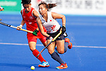 Yukari Mano (JPN), <br /> AUGUST 21, 2018 - Hockey : <br /> Women's Group A match <br /> between Japan 6-0 Hong Kong <br /> at Gelora Bung Karno Hockey Field <br /> during the 2018 Jakarta Palembang Asian Games <br /> in Jakarta, Indonesia. <br /> (Photo by Naoki Morita/AFLO SPORT)