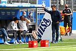 Hamburgs Trainer Dieter Hecking beim Spiel Hamburger SV gegen den  SV Sandhausen in Hamburg / 280620<br /><br />*** Football - nph00001,  2. Bundesliga: Hamburg SV vs SV Sandhausen, Hamburg, Germany - 28 Jun 2020 ***<br /><br />Only for editorial use. (DFL/DFB REGULATIONS PROHIBIT ANY USE OF PHOTOGRAPHS as IMAGE SEQUENCES and/or QUASI-VIDEO)<br />FOTO: Ibrahim Ot/action press/POOL/nordphoto *** Local Caption *** [4::31065091]