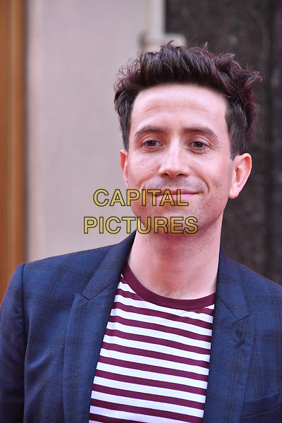 LONDON, ENGLAND - MARCH 15: Nick Grimshaw at the Prince's Trust and Samsung Celebrate Success Awards 2017, The London Palladium, Argyll Street, London, England, UK, on Wednesday 15 March 2017.<br /> CAP/JOR<br /> &copy;JOR/Capital Pictures