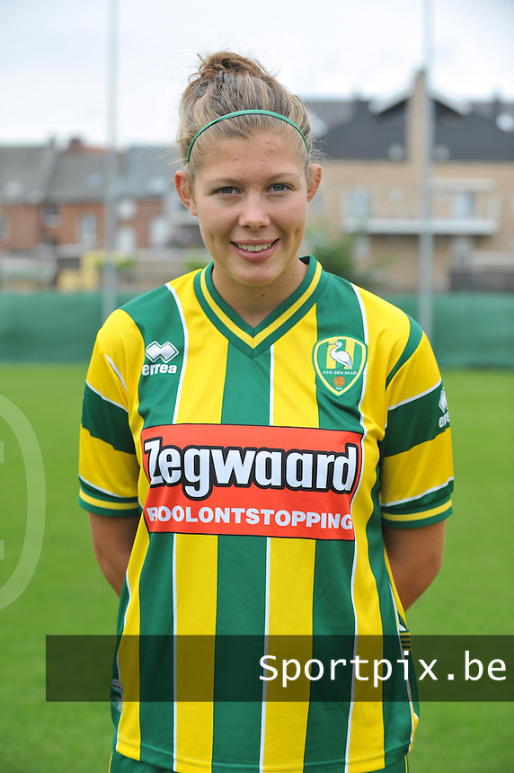 ADO Den Haag Dames : Ilse van der Windt.foto DAVID CATRY / Vrouwenteam.be