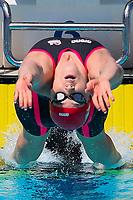 Picture by Alex Whitehead/SWpix.com - 06/04/2018 - Commonwealth Games - Swimming - Optus Aquatics Centre, Gold Coast, Australia - Anna Maine of England during the Women's 100m Brackstroke heats.