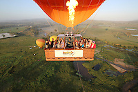 20150307 March 07 Hot Air Balloon Gold Coast