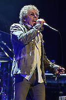 SUNRISE, FL - NOVEMBER 1 : Roger Daltrey of The Who performs The BB&T Center on November 1, 2012 in Sunrise Florida.  Credit:mpi04/MediaPunch/NortePhoto.com