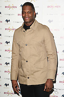 Marlon Harewood<br /> arrives for the &quot;Iron Men&quot; premiere at the Mile End Genesis cinema, London.<br /> <br /> <br /> &copy;Ash Knotek  D3236  02/03/2017