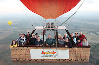 20140914 14 September Hot Air Balloon Cairns