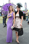 Rachel and Grace Barrett at the Bellewstown Races...Photo NEWSFILE/Jenny Matthews.(Photo credit should read Jenny Matthews/NEWSFILE)....This Picture has been sent you under the condtions enclosed by:.Newsfile Ltd..The Studio,.Millmount Abbey,.Drogheda,.Co Meath..Ireland..Tel: +353(0)41-9871240.Fax: +353(0)41-9871260.GSM: +353(0)86-2500958.email: pictures@newsfile.ie.www.newsfile.ie.FTP: 193.120.102.198.