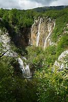 Veliki Slap - The Big Waterfall, Plitvice Lakes NP, Croatia