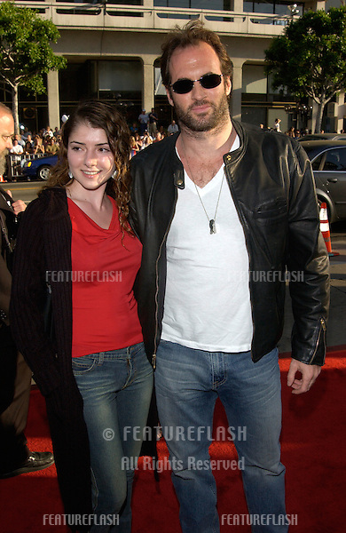 Actor SCOTT PATTERSON at the Los Angeles premiere of Windtalkers..11JUN2002. © Paul Smith / Featureflash