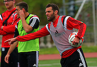 D.C. United Public Training Session, April 28, 2014