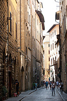 Via Borgo San Jacopo, in the Altrarno district, near 9 Rosso, Florence