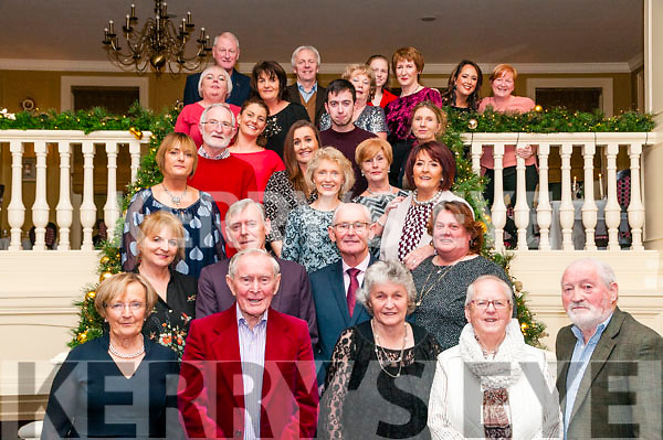 Folk Group: Members of the Listowel folk group enjoying their Christmas party at the Listowel Arms Hotel on Saturday night last.
