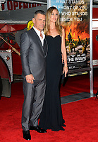 Josh Brolin, Kathryn Boyd at the premiere for &quot;Only The Brave&quot; at the Regency Village Theatre, Westwood. Los Angeles, USA 08 October  2017<br /> Picture: Paul Smith/Featureflash/SilverHub 0208 004 5359 sales@silverhubmedia.com