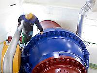 Industrie, Generatore, Arbeiter, Röhren